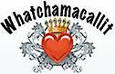 Whatchamacallit's Company logo