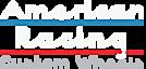 Wheel Cleaner American Racing's Company logo