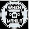 When In Manila's Company logo