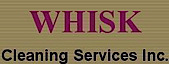 Whisk Cleaning Services's Company logo