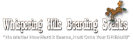 Whispering Hills Boarding Stables's Company logo