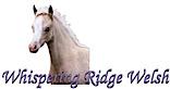 Whispering Ridge Welsh's Company logo