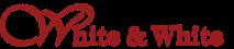 White & White's Company logo