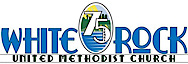 White Rock United Methodist Church's Company logo