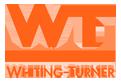 Whiting-Turner 's Company logo