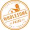 Wholesome Pride  Logo