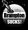 Hydro-city's Competitor - Why Brampton Sucks logo
