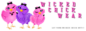Wicked Chick Wear Sports Apparel's Company logo