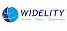 Widelity's Company logo
