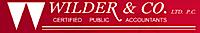 Wilder & Company