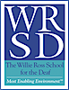 Willie Ross School for the Deaf's Company logo