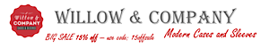 Willow And Company.  Ecommerce Software's Company logo