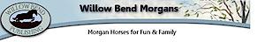 Willow Bend Morgans's Company logo