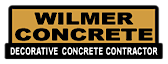 Wilmer Concrete's Company logo