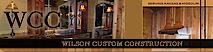 Wilson Custom Construction's Company logo