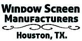 Window Screen's Company logo