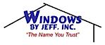 Windows By Jeff's Company logo