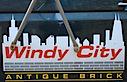 Windy City Antique Bricks's Company logo