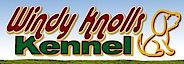 Windy Knolls Kennel's Company logo