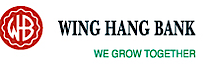 Wing Hang Bank's Company logo
