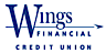 SharePoint Credit Union's Competitor - Wings Financial logo