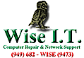 Wise I.t. Computer Repair Service's Company logo