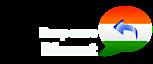 With Response Bharat's Company logo