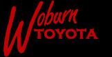 Woburn Toyota's Company logo