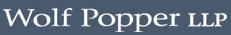 Wolf Popper's Company logo