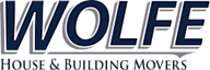 Wolfe House And Building Movers's Company logo