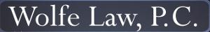 Wolfe Law's Company logo