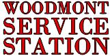 Woodmont Service Station's Company logo