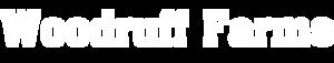 Woodruff Farm's Company logo