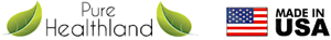 Purehealthland's Company logo