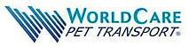 Worldcare Pet Transport's Company logo