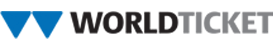 Worldticket's Company logo