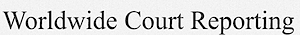 Worldwide Court Reporting's Company logo