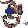Wormburner Lacrosse's Company logo