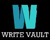 Write Vault's Company logo