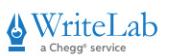 WriteLab's Company logo