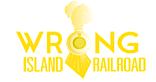 Wrong Island Railroad's Company logo