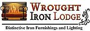 Wrought Iron Lodge's Company logo