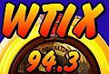 WTIX 94.3's Company logo
