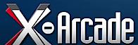X-ARCADE's Company logo