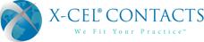 X-cel Contacts. A Walman Company's Company logo