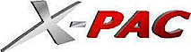 X-Pac's Company logo