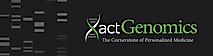 Xact Genomics's Company logo