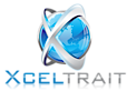 Xceltrait's Company logo