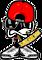 Snacks's Competitor - X Gear logo