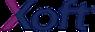 Mevion's Competitor - Xoft logo